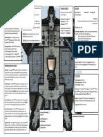 Triumph & Despair - Starship Layout (Ghtroc)