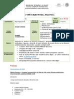 Trabajo Electrónica