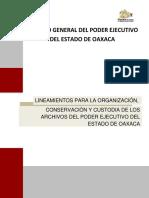 Formatos Oaxaca