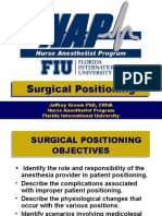 Surgical Positioning 2010