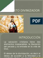 Cristo Divinizador