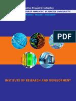 IRD Brochure