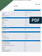 Intel® Core™2 Quad Processor Q9550 (12M Cache, 2.83 GHz, 1333 MHz FSB) Specifications