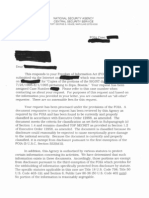 2008 NSA Letter RE Zepa