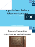 Seguridad informática (Diapositivas) - Humberto Barba