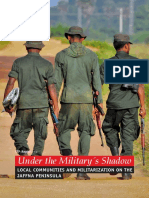 Under the Military´s Shadow