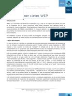 Como obtener claves WEP de redes WIFI - Humberto Barba