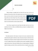 Feasibility Study - Muntinlupa - Pup