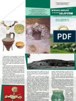 Patrimoniul arheologic al raionului Ialoveni. Documentare, cercetare, valorificare.