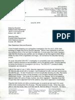 Sno. Co. Prosecutor Letter