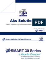 IDP Smart 30 PVC ID Card Printer