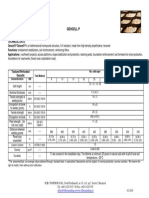 Technical Data Sheet GEOCELL P 2015