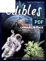 Edibles List Magazine - The Space Issue