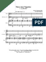 Trio Saxo PIano Flauta