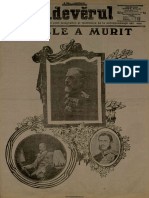 Ziarul Adevarul  28 sept 1914 anuntarea mortii regelui carol.pdf