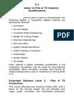 3d animator in film   industry qualifications