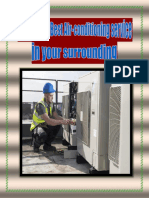 Best Air-Conditioning Service in Your Surrounding