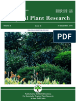 Volume 3, Issue 3 (2016) Tropical Plant Research