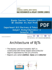 Bjt and Fet Overview