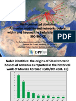 Well-Connected Domains Armenian Mobility