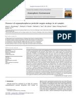 Aer Pesticide Organofosforice