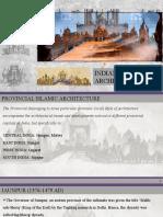 Provincial Architecture