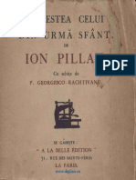 (1912) Povestea Celui Din Urmă Sfânt [I. Pillat]