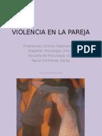 Clase Violencia en La Pareja_PContreras
