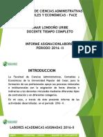 Informe Consolidado Omar Londoño Def
