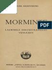 (1939) Morminte & Lacrimile Ieromonahului Veniamin [M. Sadoveanu].pdf