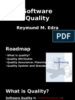 Software Quality - Soft Eng