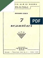 (1943) Sapte semnaturi - 1933 [R. Essex].pdf