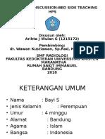 BST-CBD Hipertrofi Pilorus Stenosis - Arihta J W G 1215172