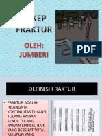ASKEP FRAKTUR S1