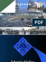 Visiting Al Madinah