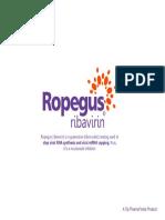 Ropegus-ribavirin - TAJ PHARMA