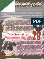 Augusinian Mirror  2009 Issue G
