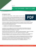 15 Les Enjeux de l'Economie Circulaire Impo
