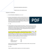 Taller en Grupos de Admiistración Financiera Curso Sexto d