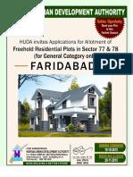 FaridabadBrochureSector77_78