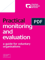Practical Monitoring and Evaluation