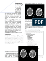 Subarachnoid Hemorrhage rsudc