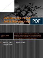 copy of dark romanticism 2017