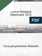 PEDAGOGI 2015