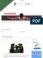 Cien Flexiones _ Transformer