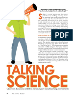 Talking Science