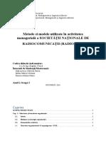 Metode Si Modele Utilizate În Activitatea_MO