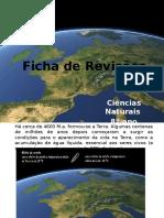 Ficha de Preparação Para Ficha de Avaliação
