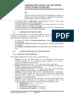 Tema 11- Organización Logica de Los Datos