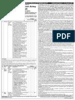 182 Petroleum Platoon Army Service Corps Recruitment 2017